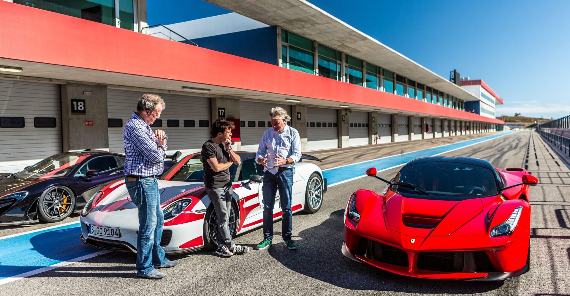 How Did The Grand Tour Spend Its £160m Budget?