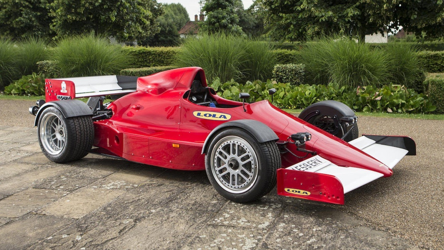 Now You Can Own A Genuine Road Legal F1 Car
