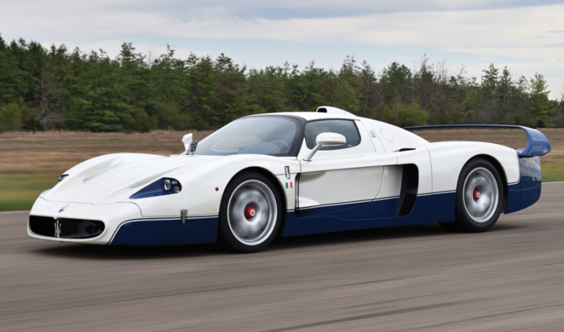 2004 Maserati MC12 Sotheby's Milan auction image