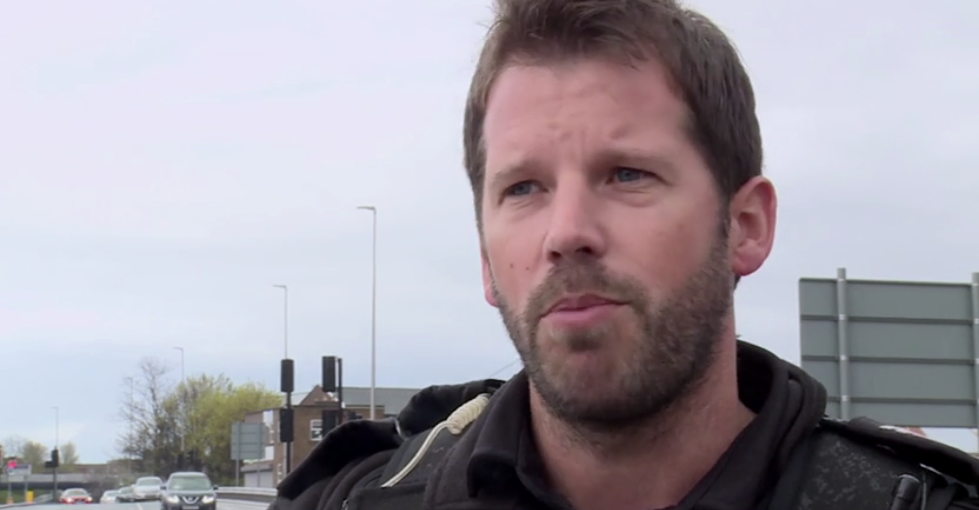 Police Interceptors' Kev Drives Them Wild As One Of UK's Hottest Professional Drivers