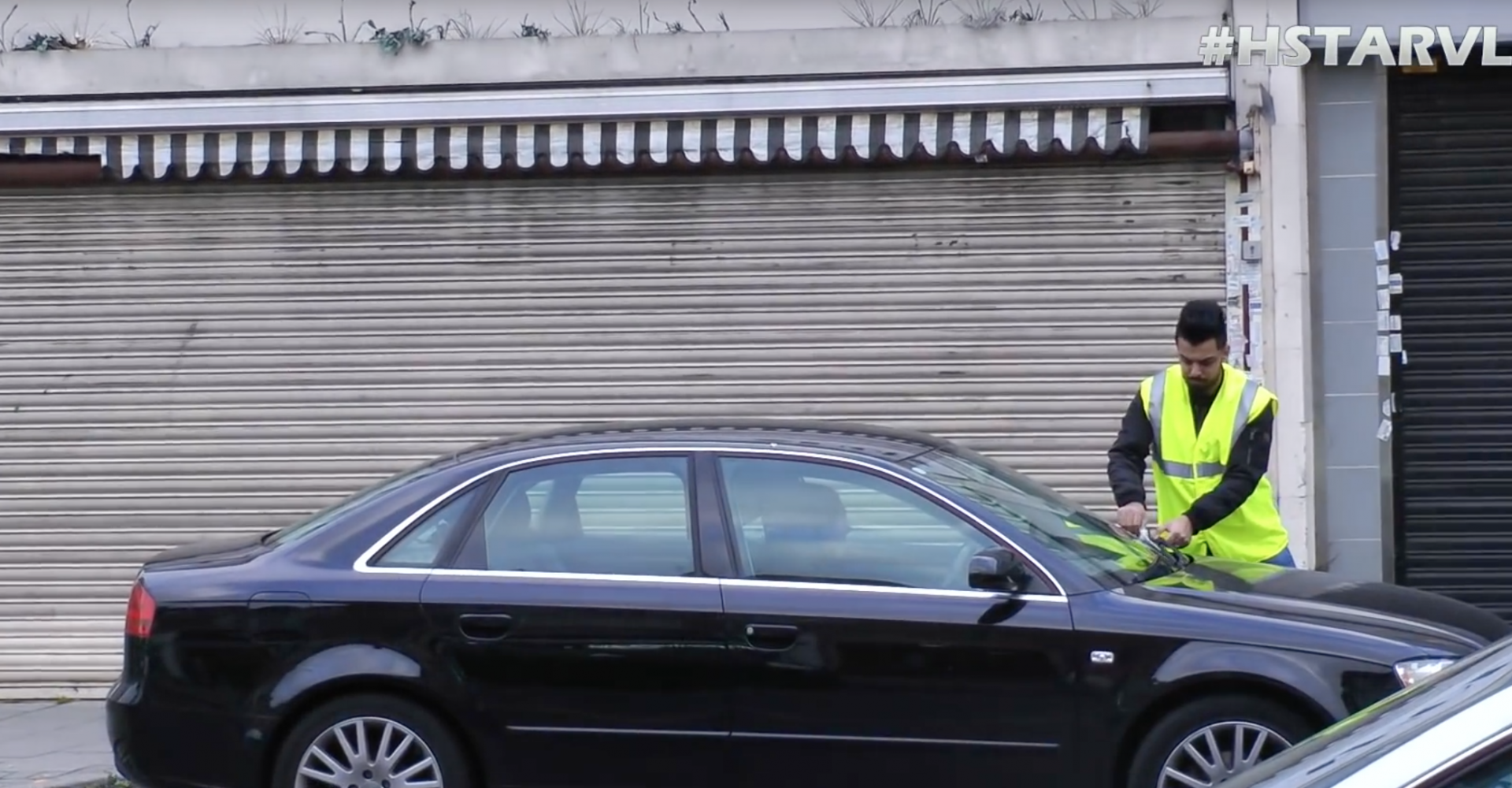 YouTuber Pranks Parkers With Penalty Ticket Joke