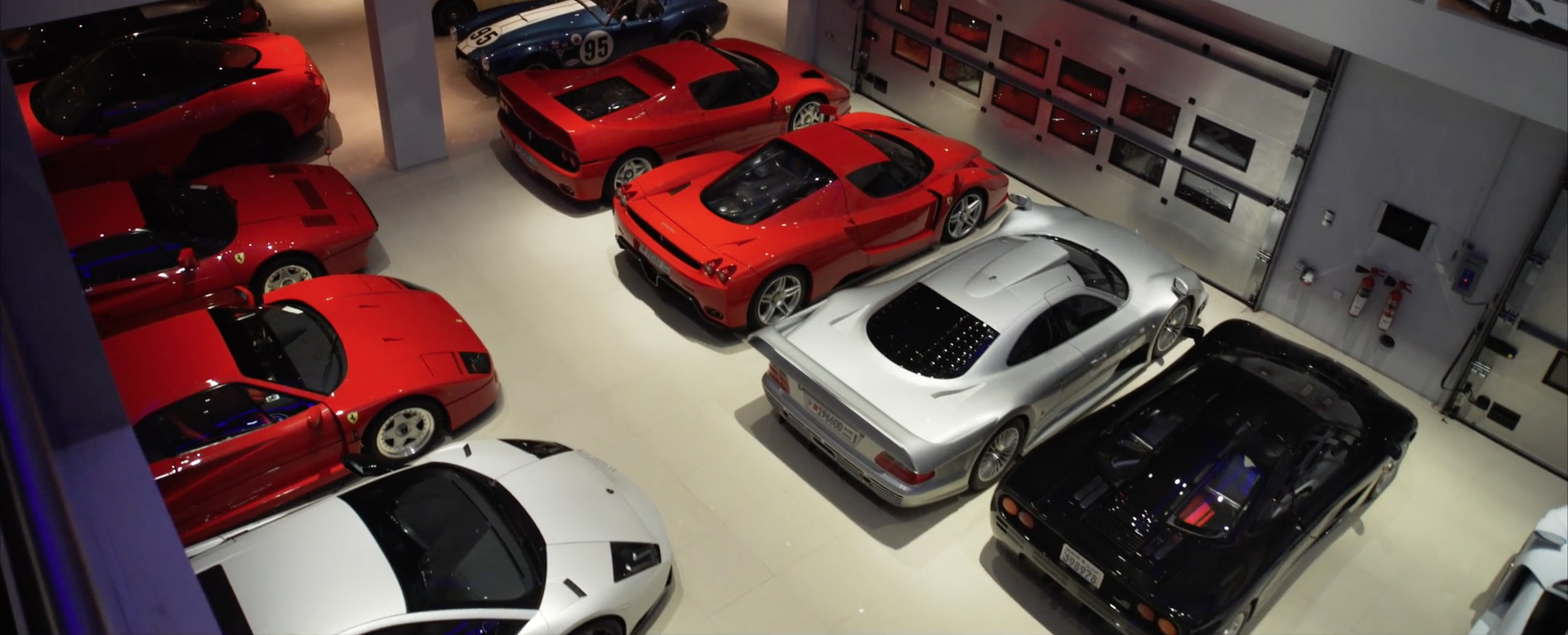 Bahrain Is Home To One Of The World's Best Car Collections