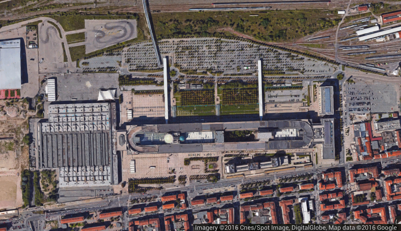 10 Of The World's Most Famous Car Factories From The Air