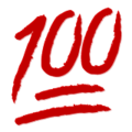 Hundred Emoji