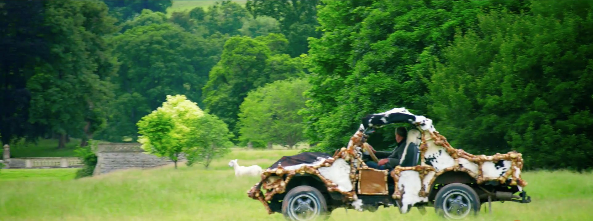 Clarkson And Co Go 'Enviro-mental' In Grand Tour Episode Four