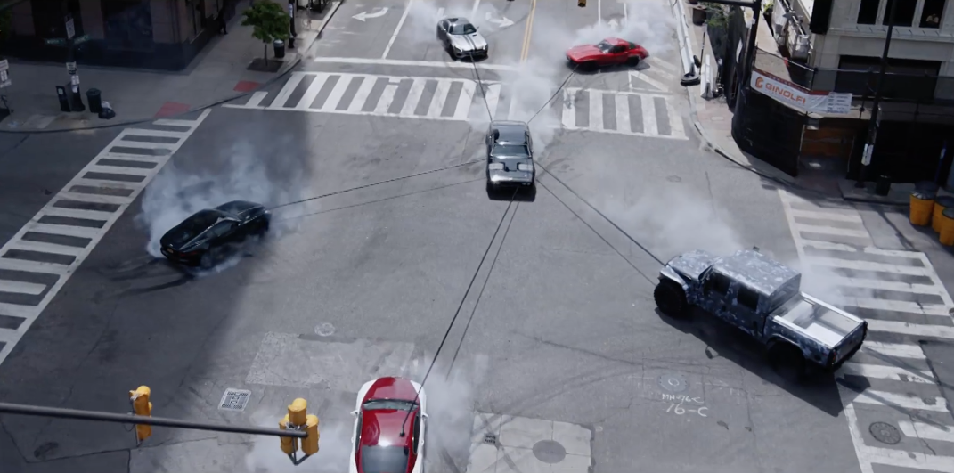 The Trailer For Fast & Furious 8 Is All Action With The Occasional Car