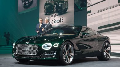 You Can Now Drive Bentley's EXP 10 Speed 6 Concept (In A Video Game)