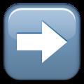Arrow Right Emoji
