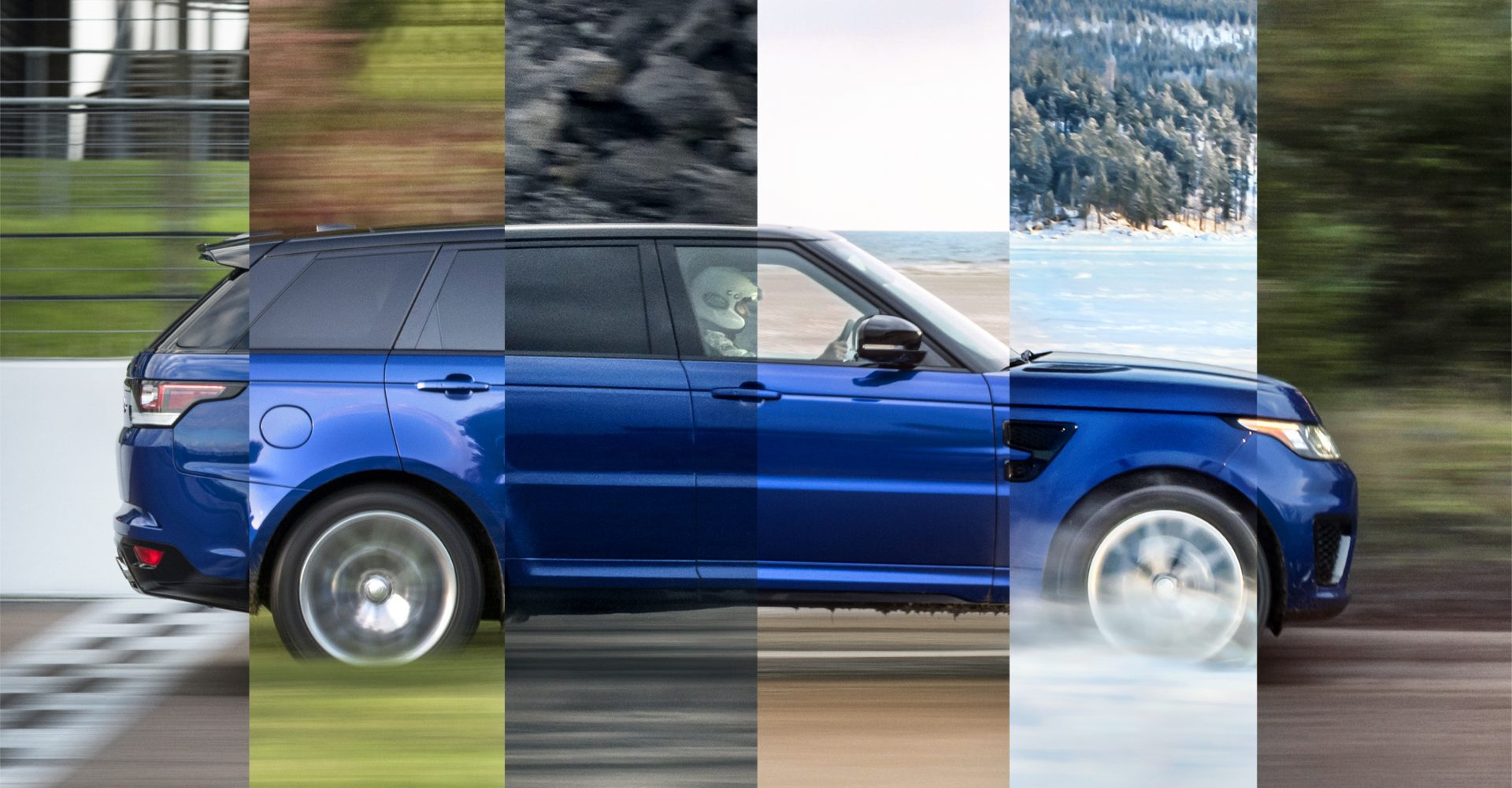 Range Rover Sport SVR Is Quick On Pretty Much Every Surface