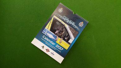 Police Interceptors Calendar
