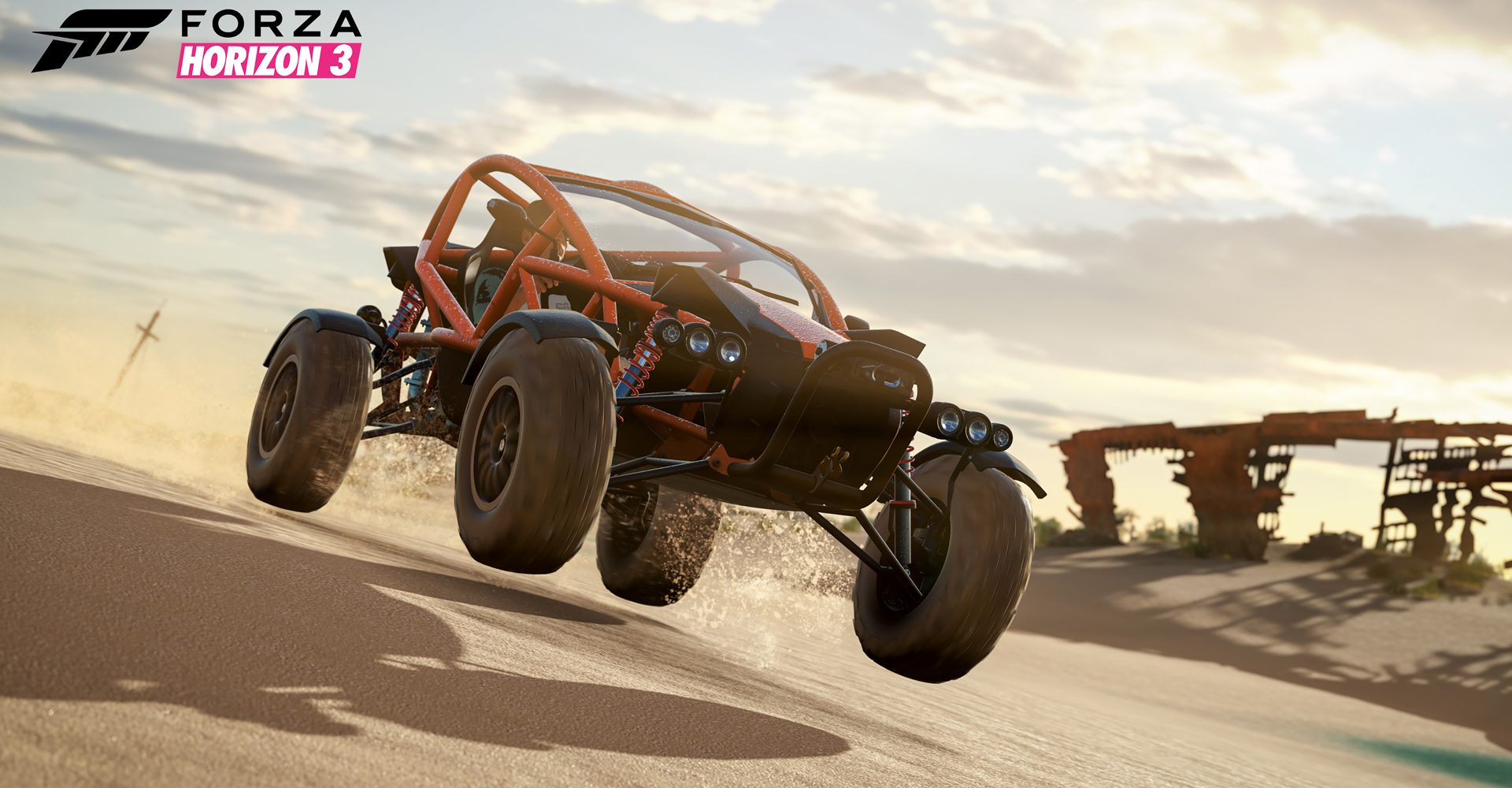 Forza Horizon 3's Future Car List Revealed By Mistake