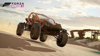 Forza Horizon 3's Future Car List Revealed By Mistake