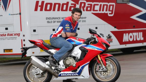 Guy Martin To Ride For Honda Racing In 2017