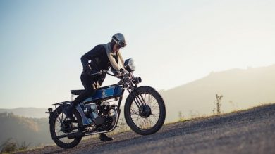This Modern Classic Is Our New Favourite Motorbike