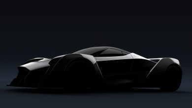 Singapore's Idea Of A Hypercar Is Incredible – The Name Isn't