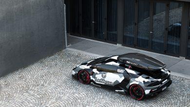Jon Olsson Is Selling His Epic Modified Lamborghini Huracan