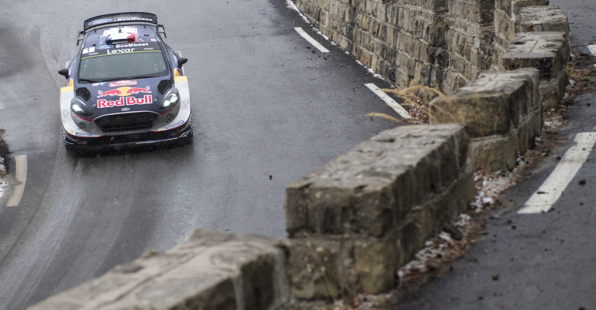 WRC Welcomes New Era But World Champion Ogier Wins Again