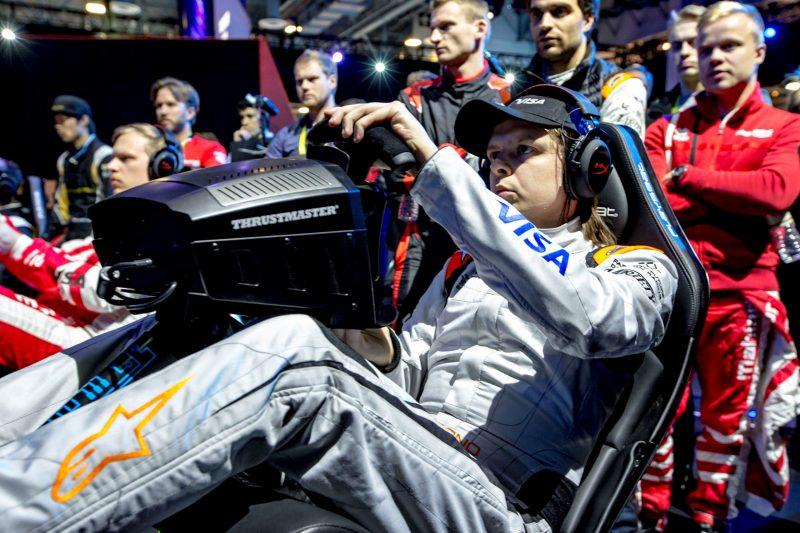 Formula E Vegas eRace