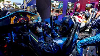 'Fanboost' Fail Mars Formula E's Inaugural Virtual Race