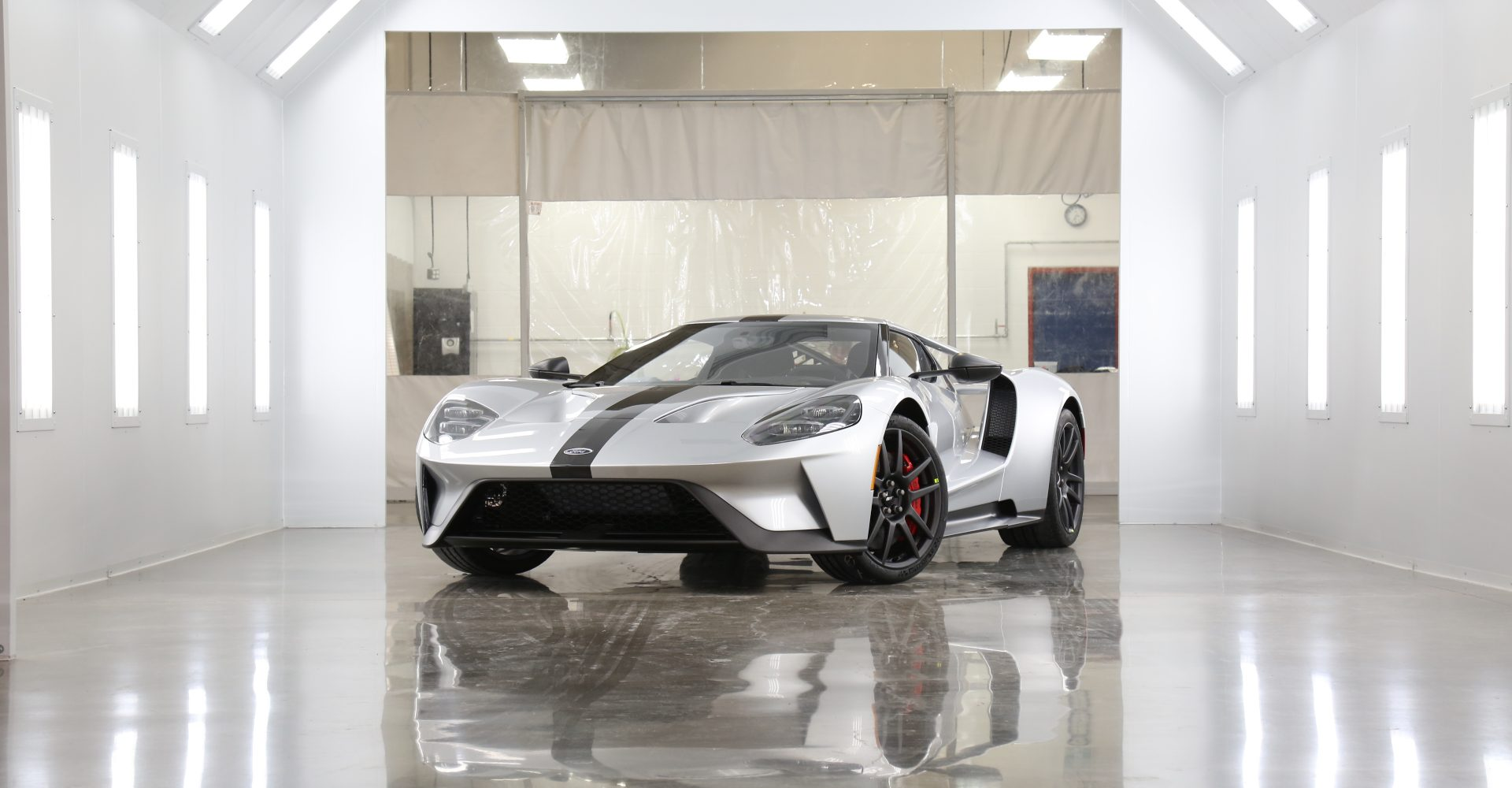 Ford Introduces Lightweight GT Competition Series