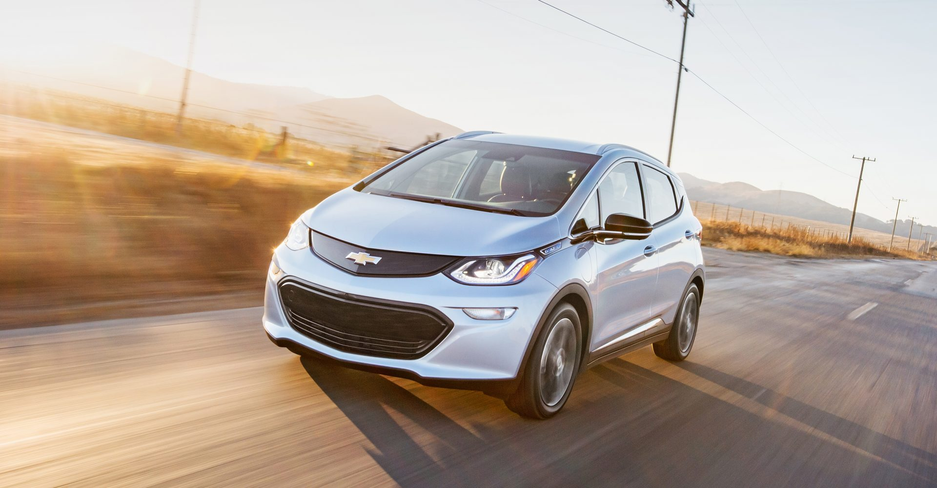 Autonomous Chevrolet Bolt Proves Flawless In Public Test