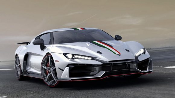 Italdesign Unveils Its New Car And It's A (Pricey) Beauty