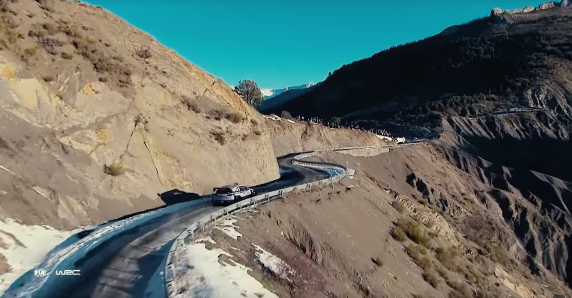 Drones Are Finally Being Put To Good Use: Tracking World Rally Cars