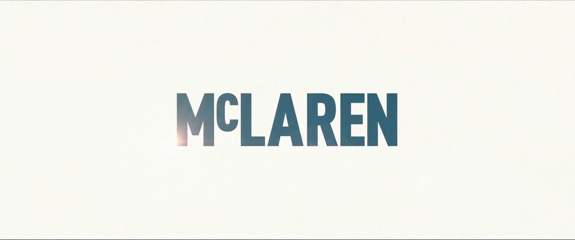 Film Commemorating Bruce McLaren To Be Released This Year