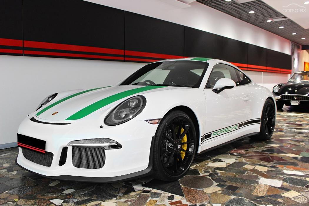 Used Porsche 911 R Goes On Sale With Outrageous Price Tag