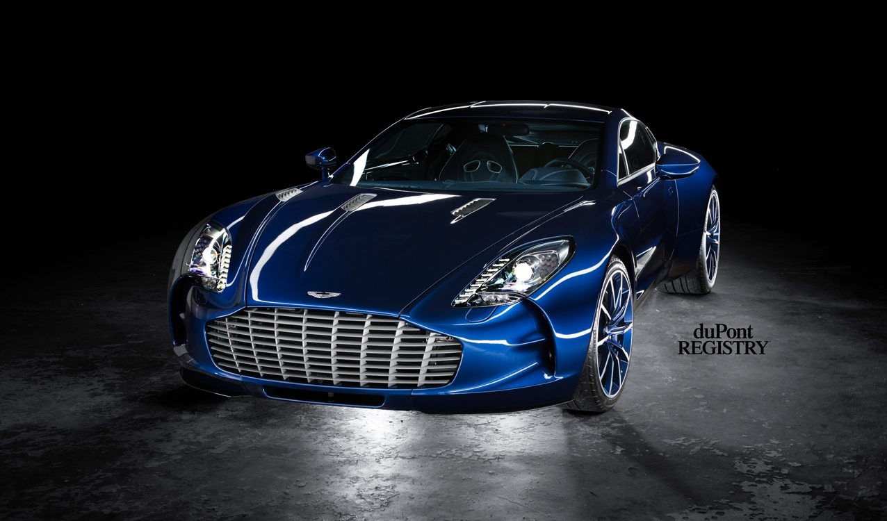 Rare aston martin one 77 on sale in the states