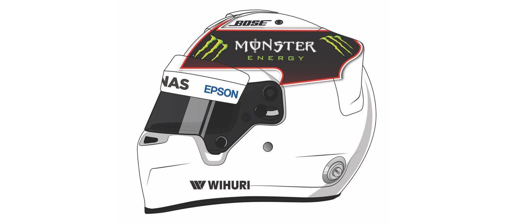Lewis Hamilton's Race Helmet Competition Inspires Wacky Designs