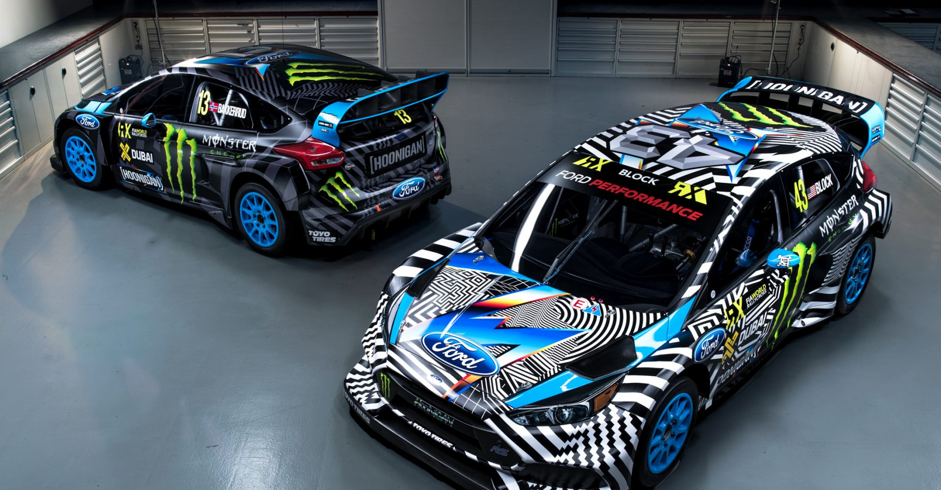 Ford Shows How To Build A Top-Class Rallycross Car