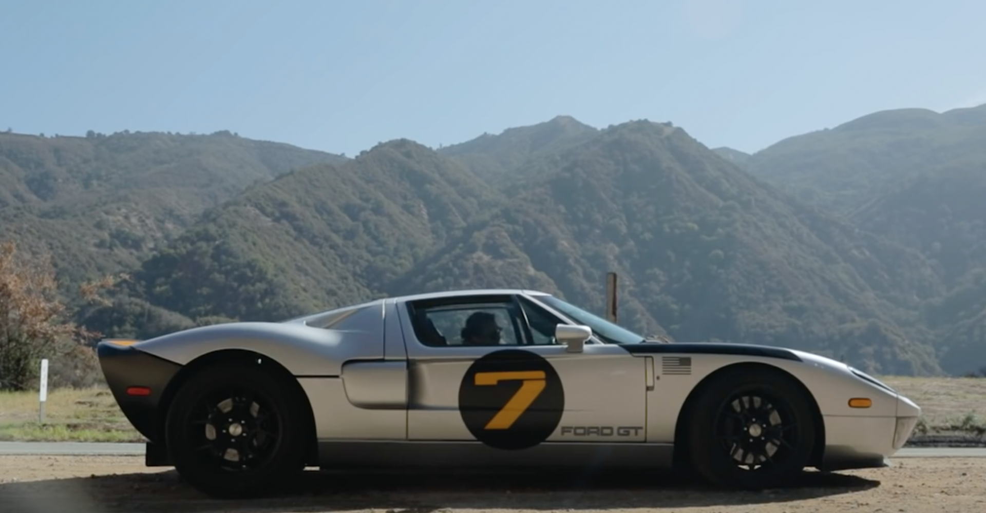 Ford GT40 Customised By Head Designer Could Be Yours – At A Price