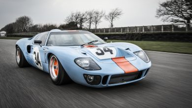 Le Mans icon Ford GT40