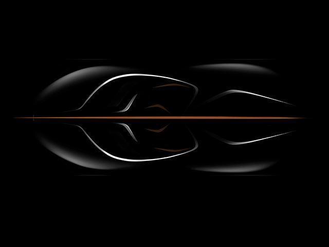 McLaren above