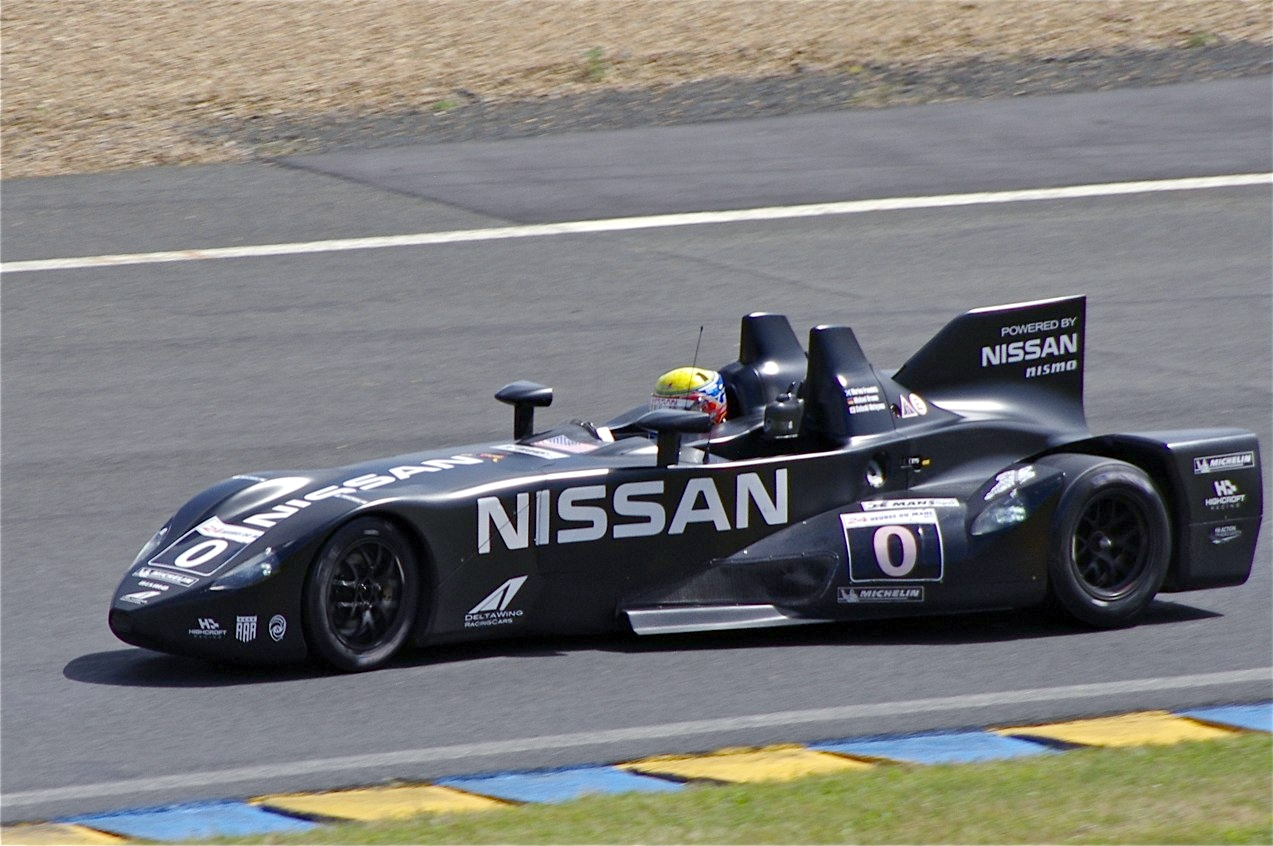 Ultra Rare DeltaWing Race Car Goes On The Market