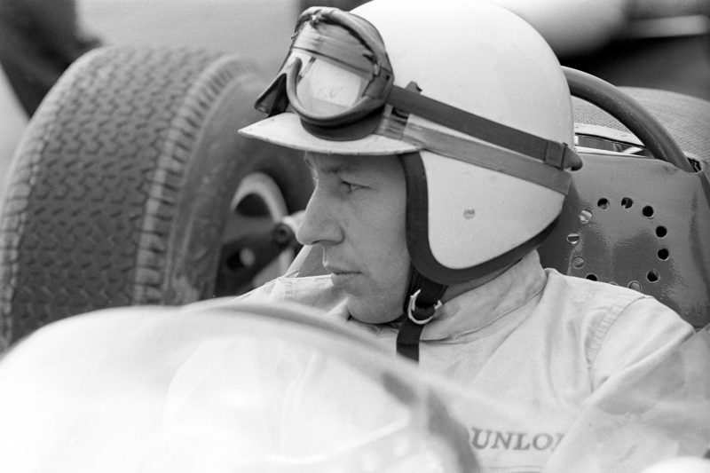 Motor Racing - John Surtees