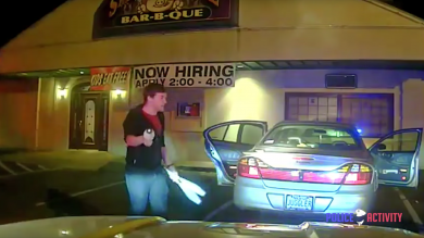 Student Shows He's Driving Sober By Juggling For Cops