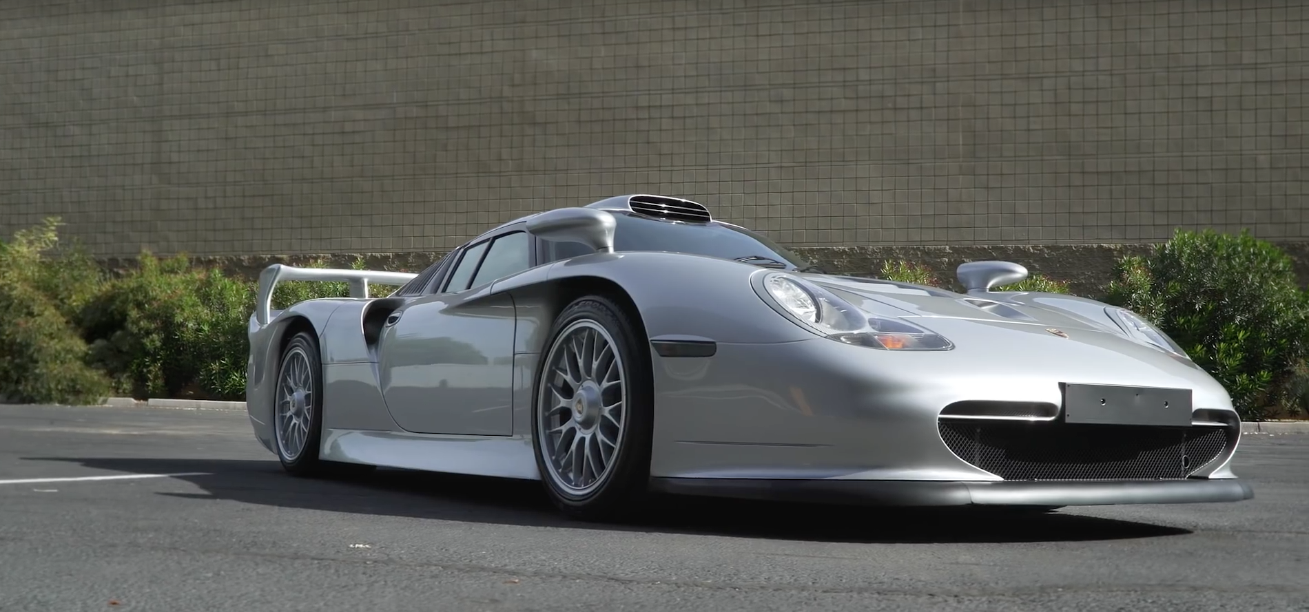 Rare Street-Legal Porsche Racer Sells For More Than £4m