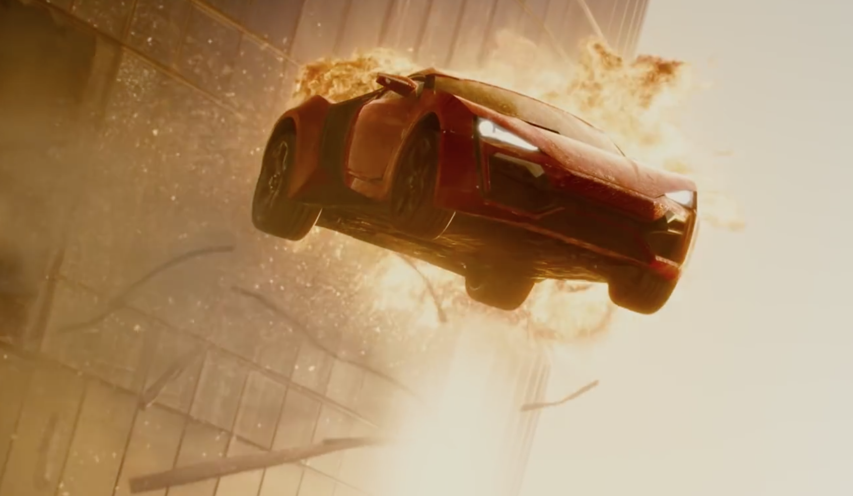 Fast And Furious Series Has Clocked Up £419m Of Damage – So Far