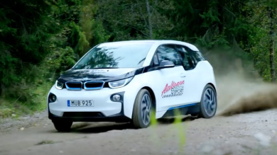 Drifting Will Be Possible In The Electric Future – As 79-Year-Old Ex-Rally Champ Shows