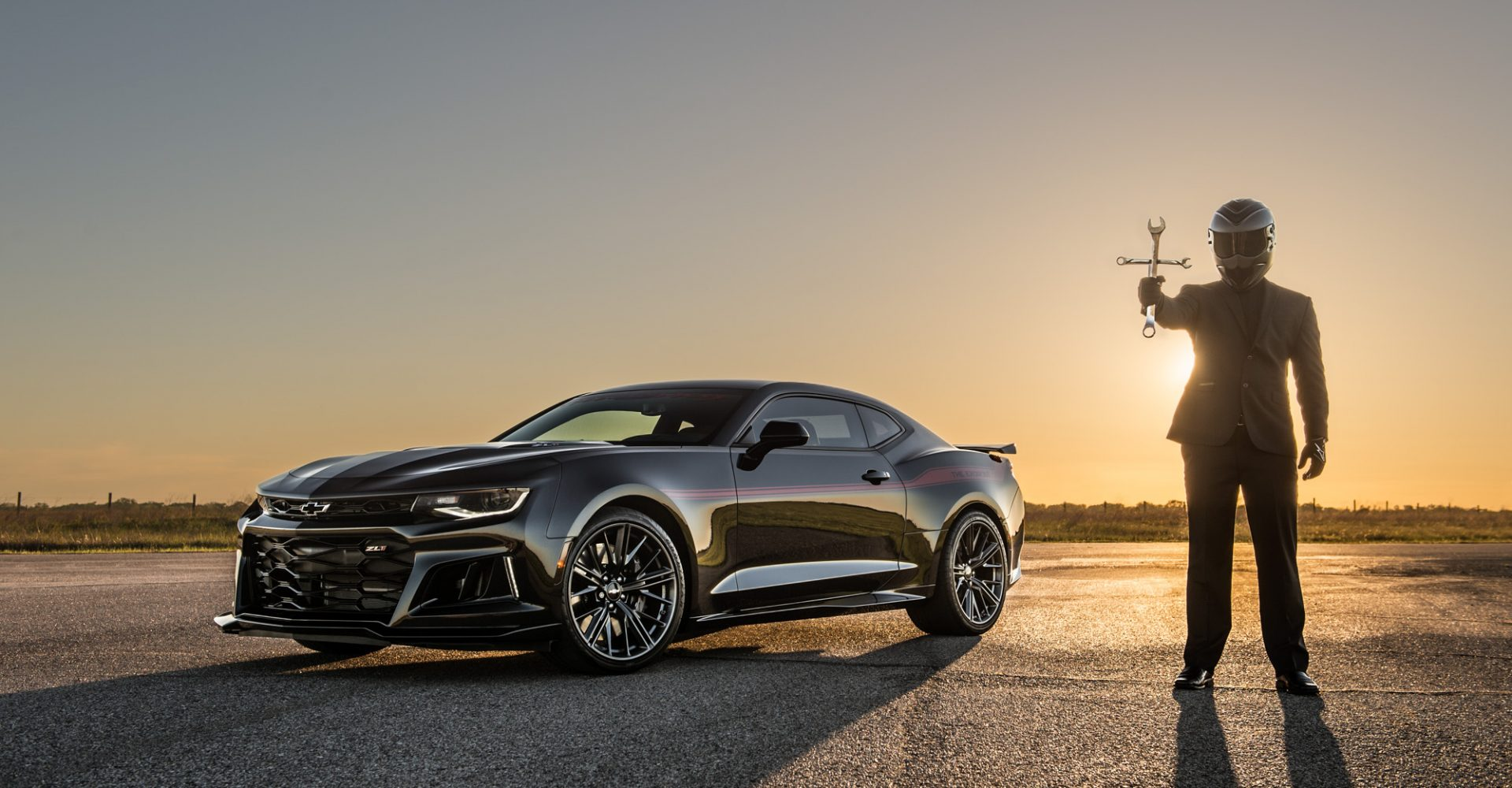 Hennessey Releases Demon-Bashing Camaro Named 'The Exorcist'
