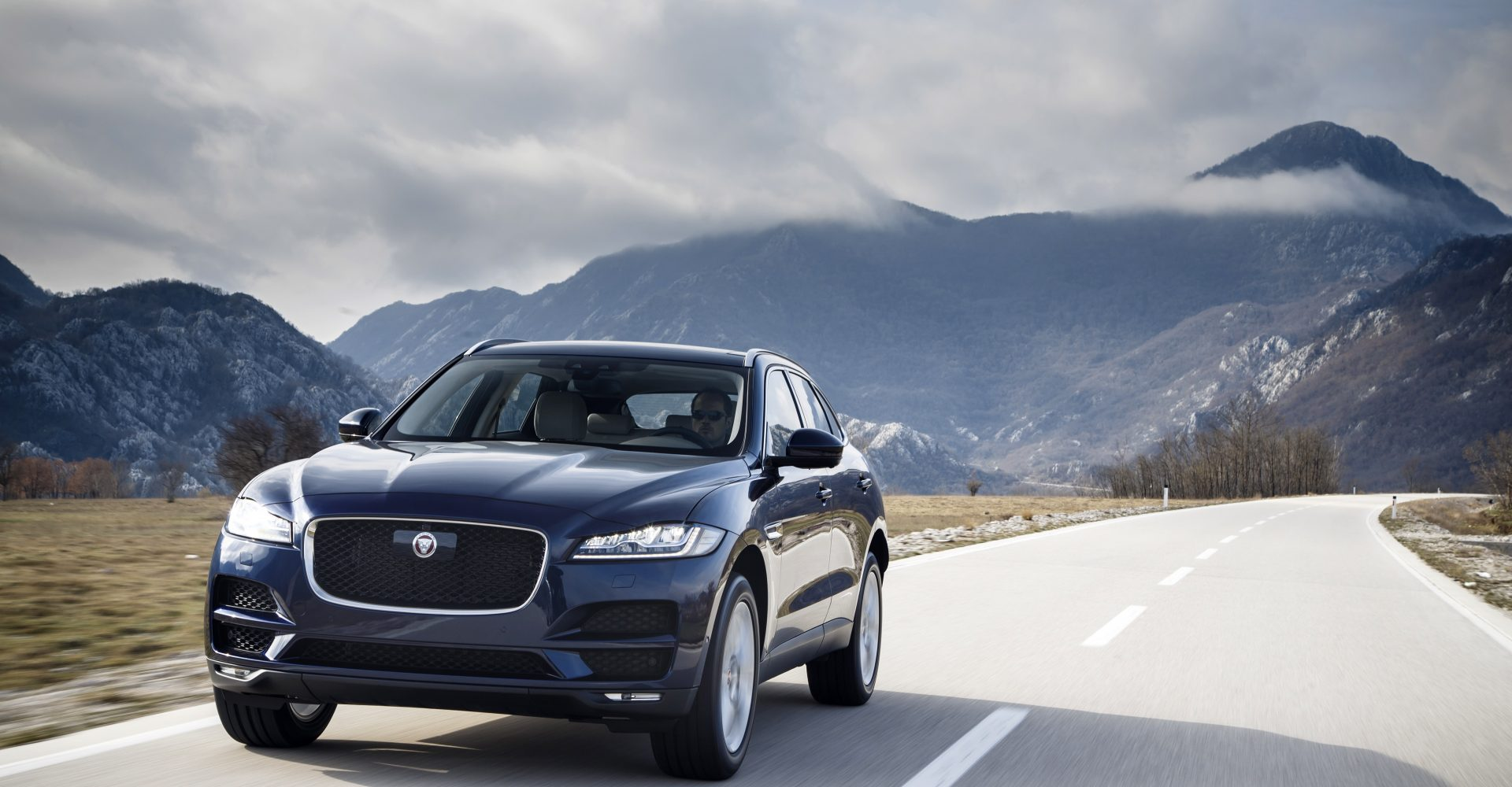 Jaguar Tests Epic Sounding F-PACE SVR At The 'Ring
