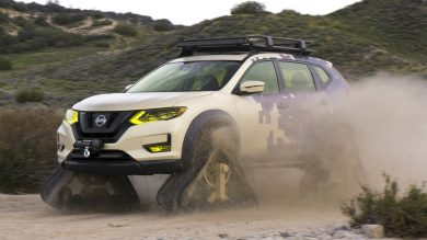 Nissan Rogue Trail Warrior Project 13-1200x675