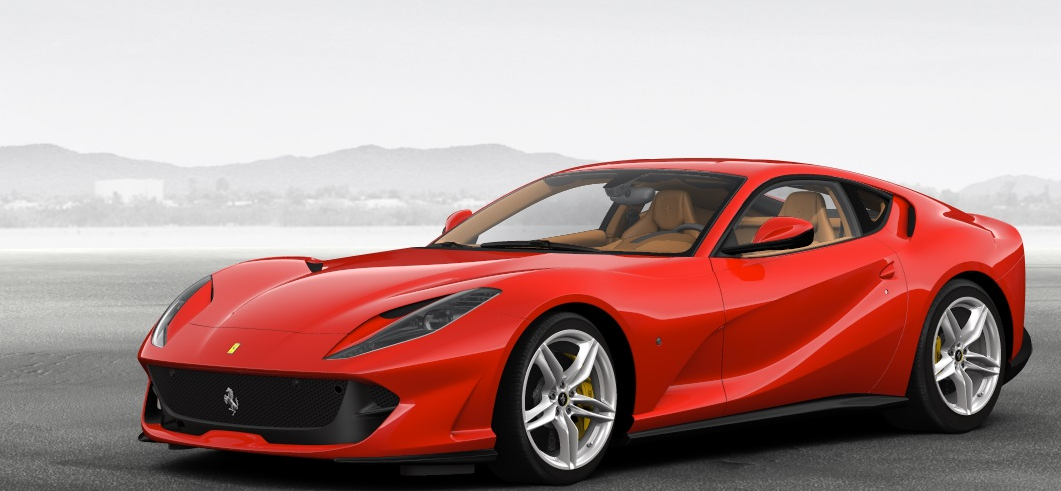 We Pick Our Best Configurations Of Ferrari's 812 Superfast