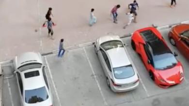 Foul Play! That's No Way To Treat A Lamborghini Huracan…