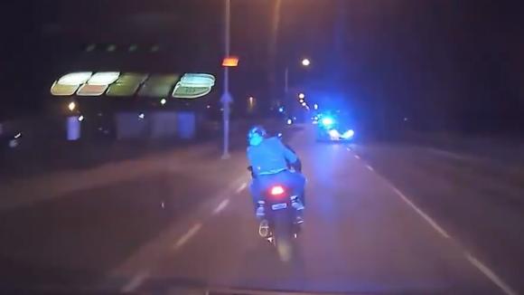 Estonian Police Ram Home Anti-Speeding Message