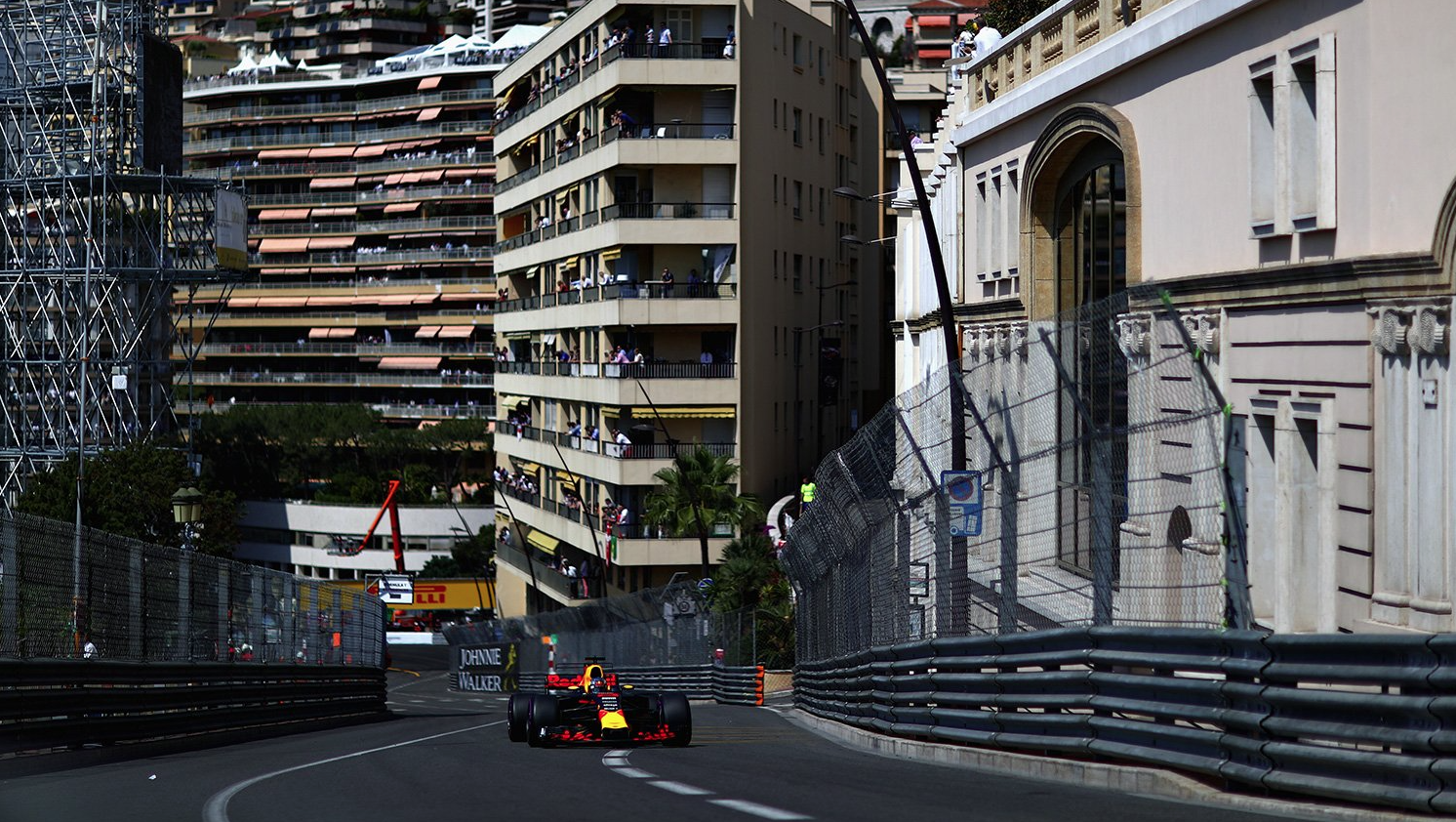 Red Bull Racing Reveals How It Builds Its Monaco 'Energy Station'