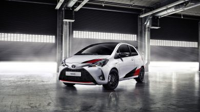 New Toyota Yaris GRMN Sounds Pretty Wild In New Video