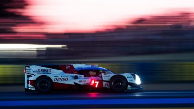 Le Mans Track Record Smashed By Factory Toyota Team